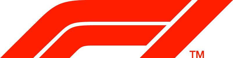 F1 Logo Standard Warm Red RGB