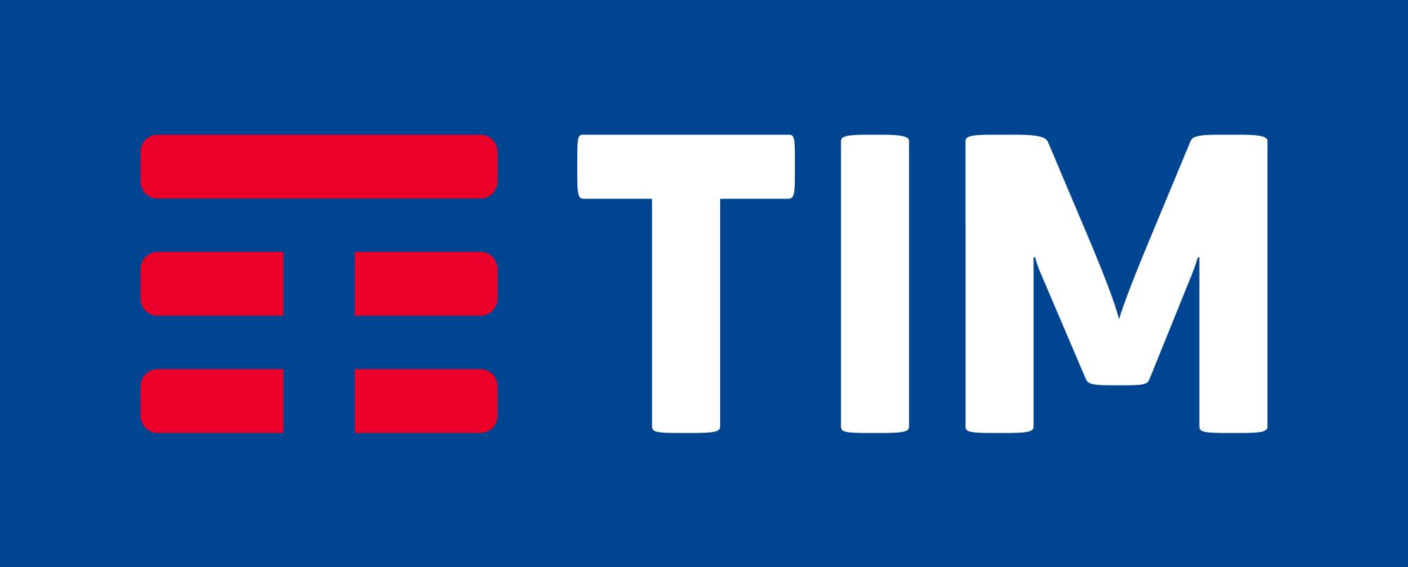 Logo TIM versione Primaria